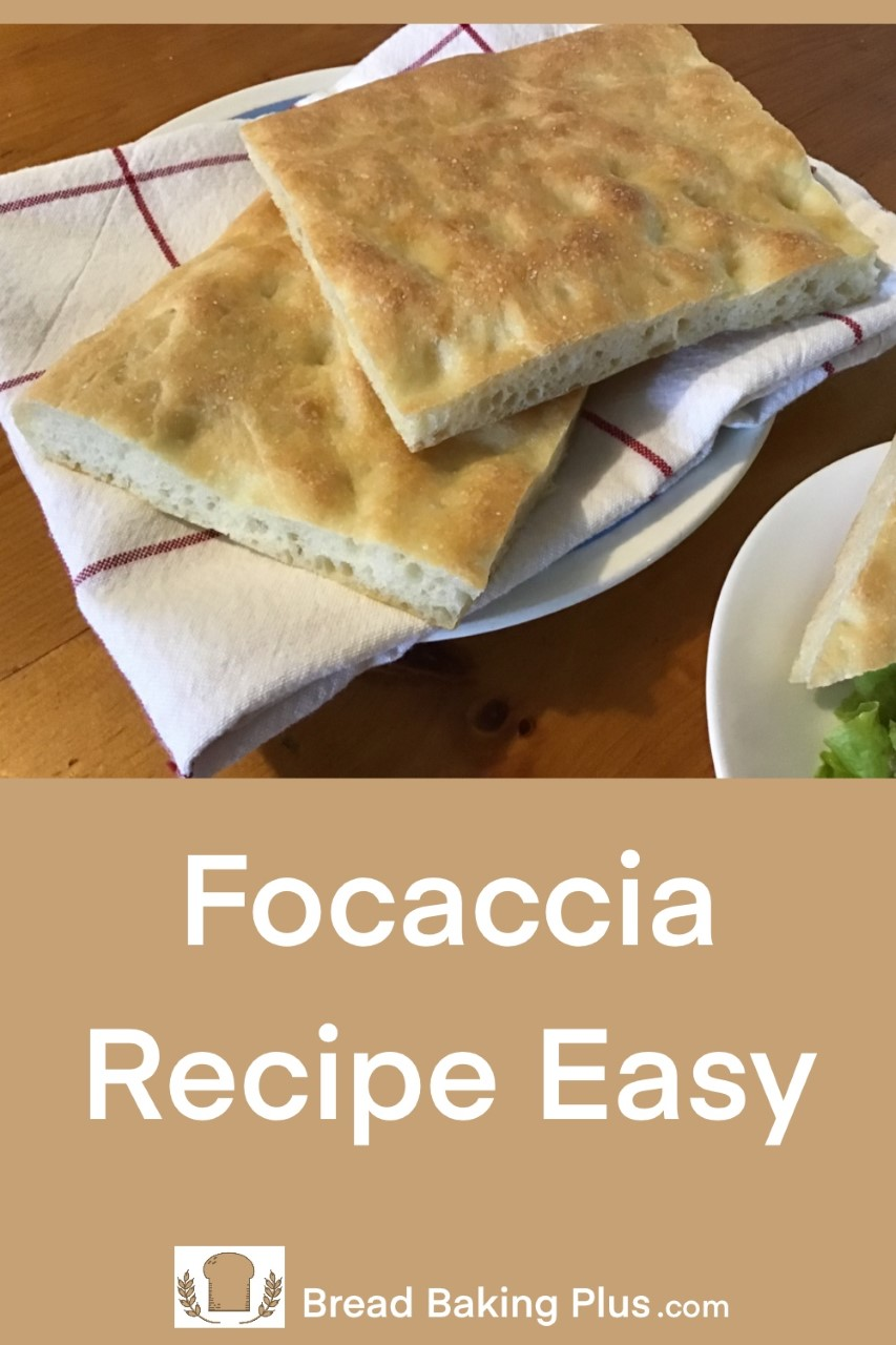 Focaccia Recipe Easy