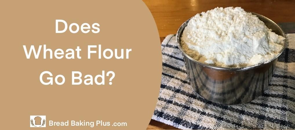 Does Wheat Flour Go Bad?