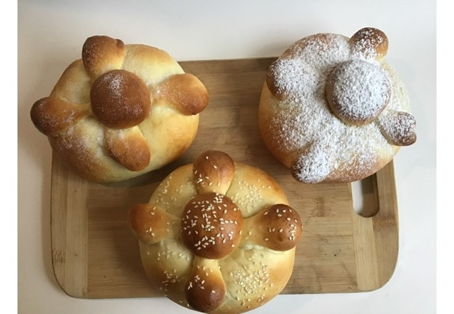 Pan De Muerto Recipe Without Anise